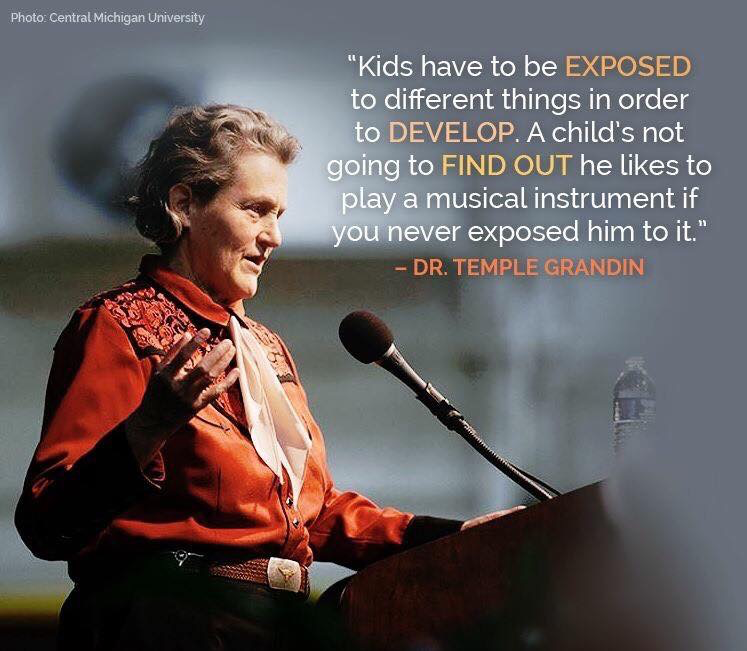 Dr. Temple Grandin Quote
